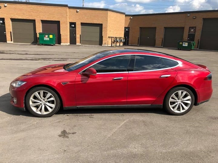 Keeping it Green at Touch of Tint 2014 Tesla Model S With Xpel Prime XR Ceramic Automotive Window Film  A New Level of Cool Up to 88% heat rejection  Nano-ceramic particle technology  99% UV Ray Protection  GPS and radio friendly  Transferable Lifetime Warranty  xpel prime xr ceramic windowfilm heatrejection ourwork cool comfort specialist pros tesla models green electric hovlane Serbia mississauga toronto burlington oakville gta tint touchoftint repost elonmusk powerpack solarpanals teslamotors paloaltto California  XPEL Rikecool Xpel Singapore XPEL Austin XPEL San Antonio xpel.