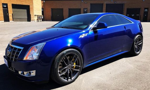 2012 Cadillac CTS  Xpel Prime XR Ceramic Window Film!