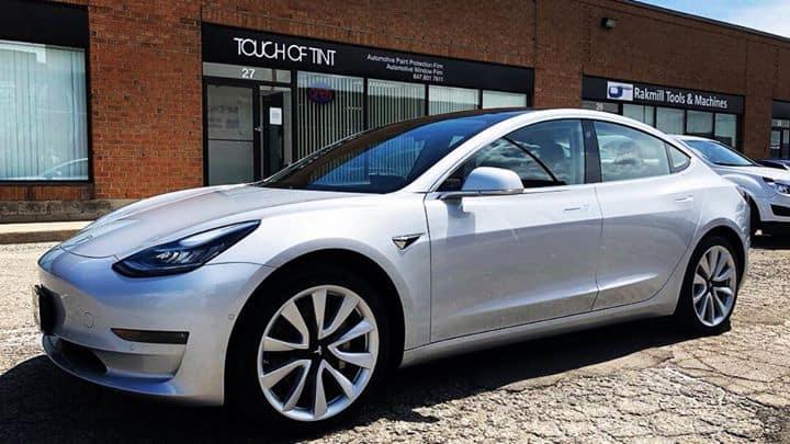 A Tesla a day keeps the gas station away!