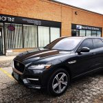 First customer in North America to get his 2019 Jaguar F-Pace